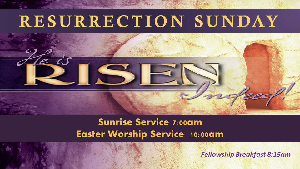 RESURRECTION SUNDAY | Mckinney United Methodist Church