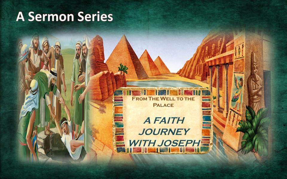 A Faith Journey with Joseph