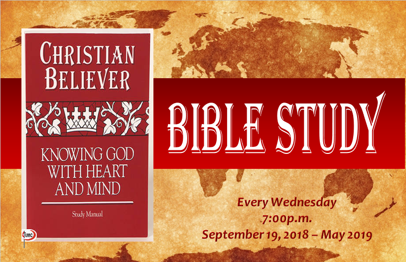 PDF Christian Believer - Study Manual: Knowing God with